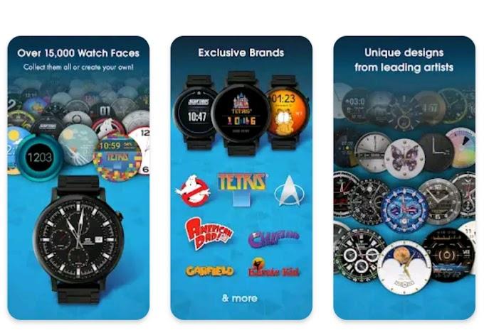 4 applications pour les montres connectées sous WearOS