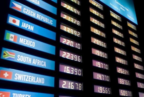 سعر صرف العملات الأجنبية مقابل الدرهم في 2 ديسمبر 2020