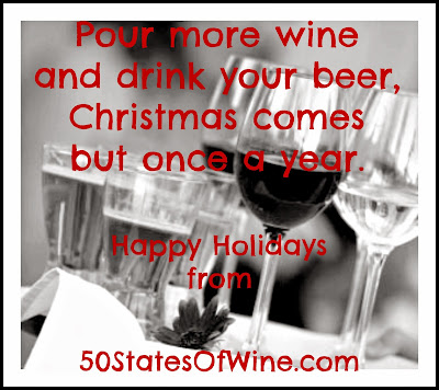 Wine and Beer Christmas