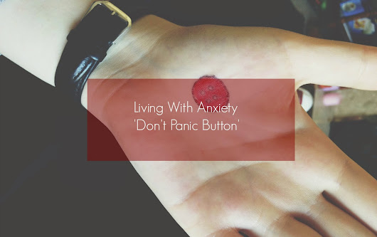 ♡ Living With Anxiety ♡