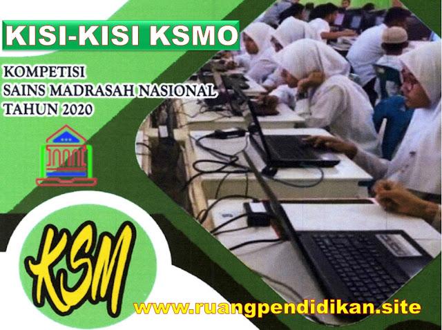 Kisi-kisi KSM Online