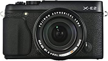 Fujifilm X-E2 Mirrorless Digital Camera Firmware Latest Driverをダウンロード
