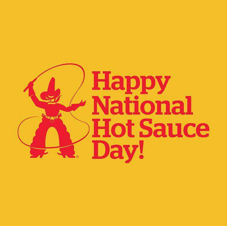 National Hot Sauce Day Wishes For Facebook