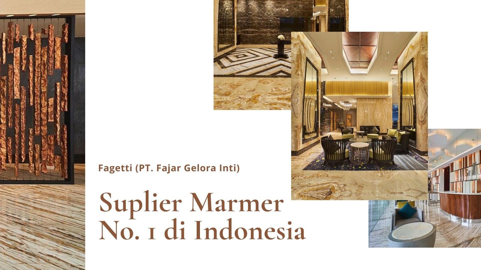 suplier marmer no 1 di indonesia