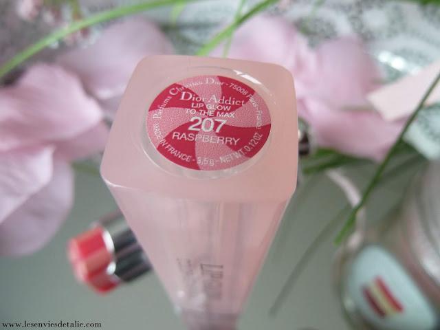 Lip Glow To The Max Rapsberry Dior