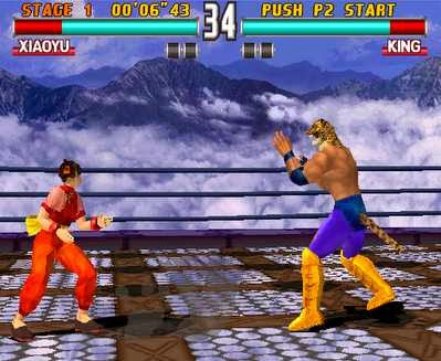 Gameplay Tekken 3