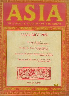 Foreign Devils - Asia - Maugham
