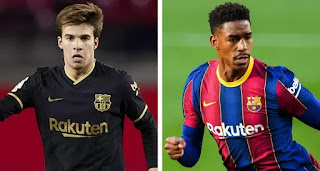 list of some Barcelona player in each position that deserves more starts