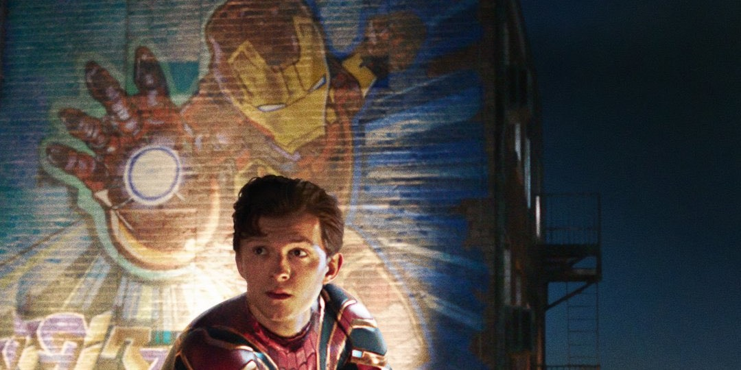 Tom Holland as Peter Parker in 'Spider-Man: Far From Home'/Marvel Studios