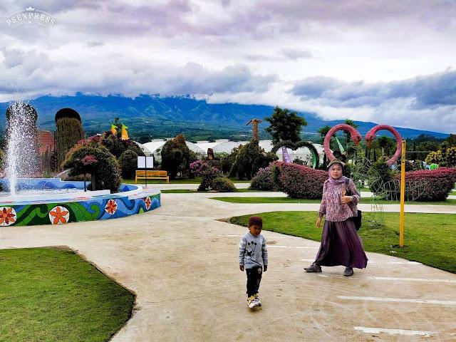 Wisata Batu Love Garden Malang