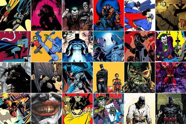 Los mejores cómics e historias de Batman