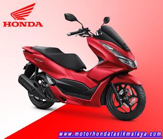Spesifikasi Honda PCX 2020