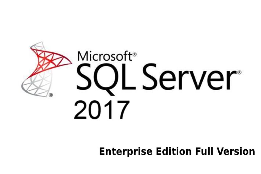 Free Download Microsoft SQL Server 2017 Enterprise Edition