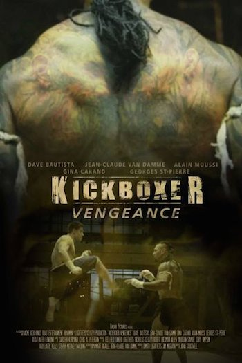 Kickboxer Vengeance 2016 Full Movie English WEB-DL 700MB ESubs