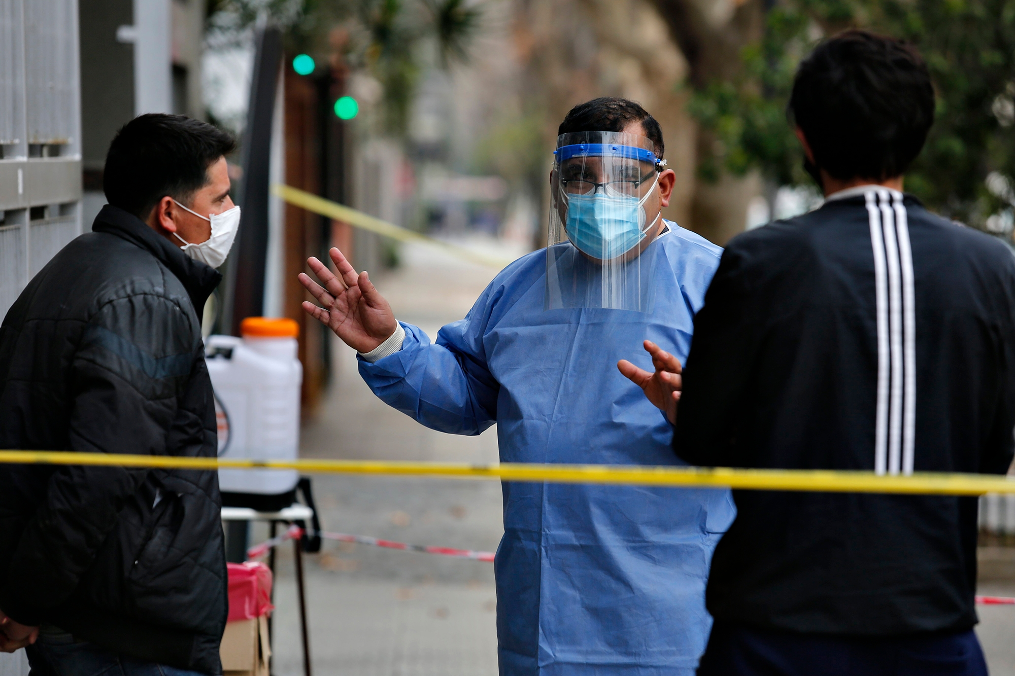 Coronavirus en Argentina: confirmaron 257 muertos y 6.135 nuevos contagios en las últimas 24 horas