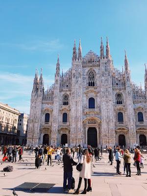 WORLD FASHION CAPITAL – MILAN