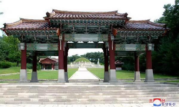 Mausoleum of King Wang Kon
