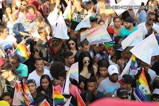 IMG 9919 - 13ª Parada do Orgulho LGBT Contagem reuniu milhares de pessoas