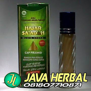 herbal oles hajar saadah