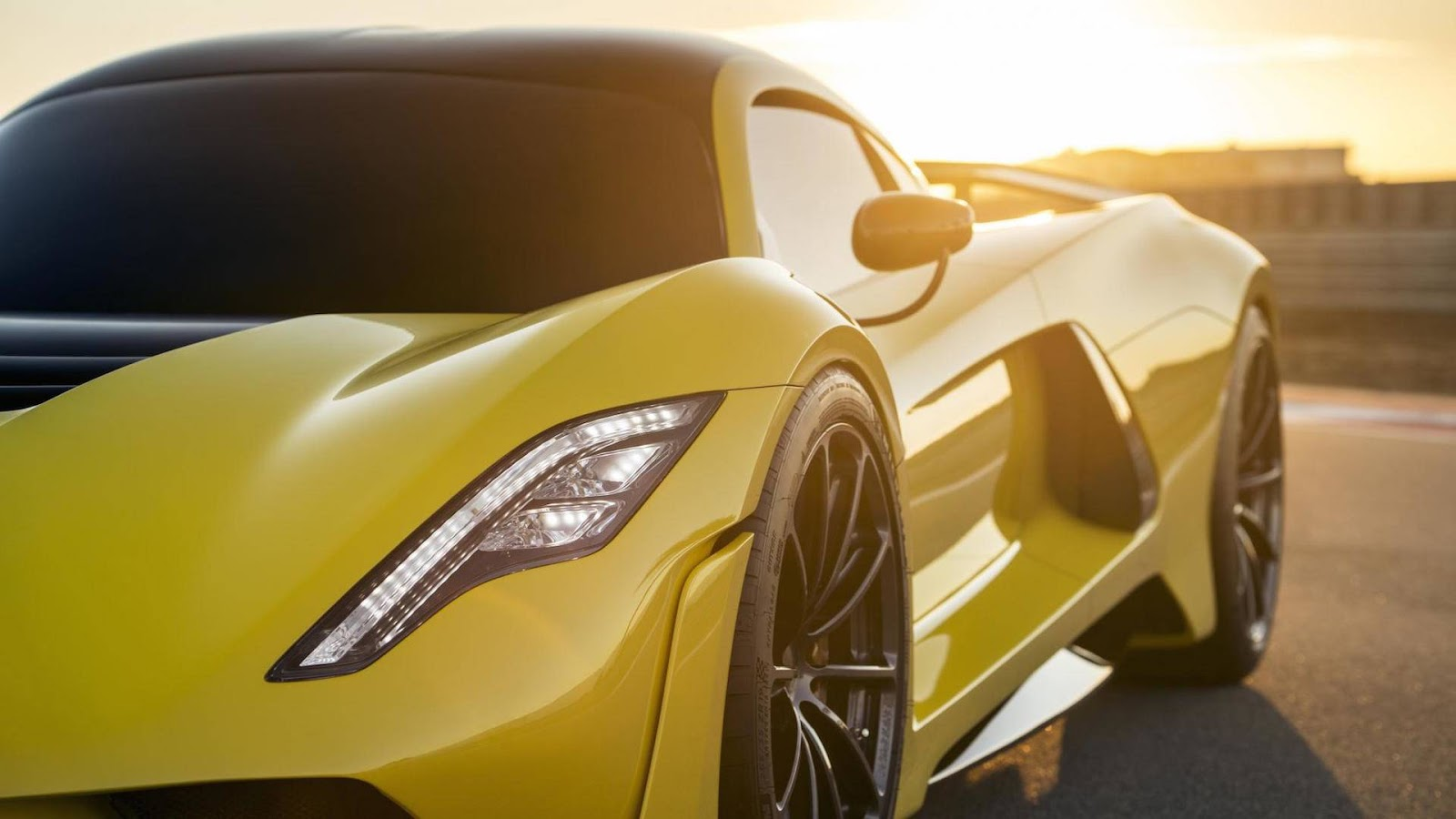 Hennessey Venom F5 twin turbo V8, Power 1817HP