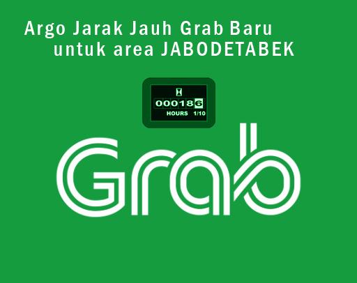 Argo Jarak Jauh GrabBike Naik Mulai 8 Mei 2017