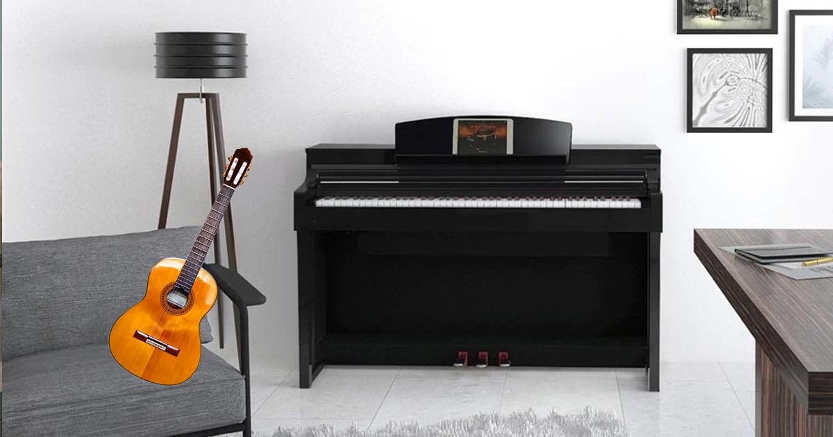 Độ nhạy lực đánh phím Đàn piano cơ