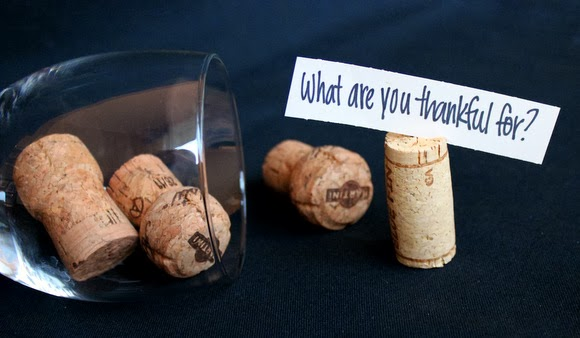 Easy wine cork crafts and a fun party game.