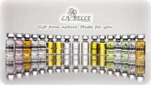 oh{FISH}iee: La Belle Paris Skincare - Ampoules, Toner, Mask & More!