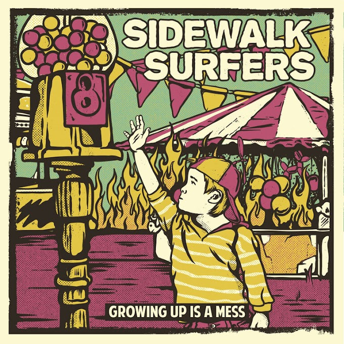 "Sidewalk Surfers premiere video for ""Drunk Together"""