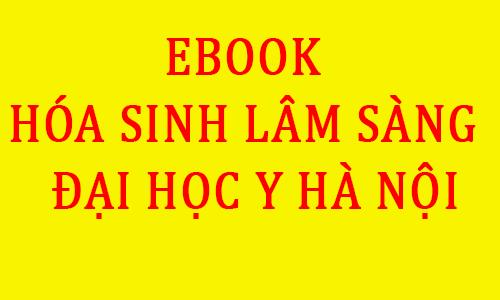 ebook giáo trình hóa sinh lâm sàng pdf