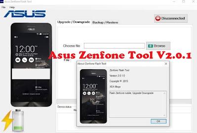 Asus Zenfone Tool V2.0.1