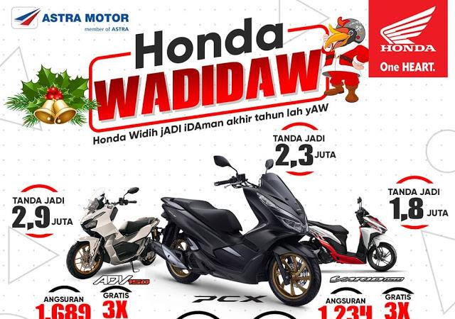Promo Istimewa dari Astra Motor Kalbar di Bulan Desember 2020