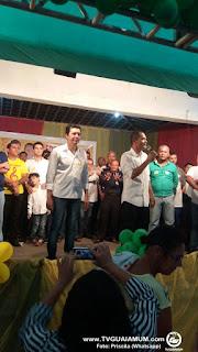 Irmão Jaílson volta atrás, e não é mais pré candidato a vice com Menezes