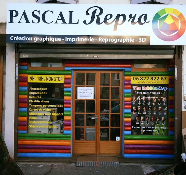 Pascal repro - impression papeterie Cartons Dudulle - affiches et flyers de promotion de l'atelier Cartons Dudulle, création sur-mesure de mobilier en carton et objets décoratifs en carton et autres matériaux recyclés