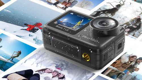 AKASO Releases New Brave 7 LE Action Camera