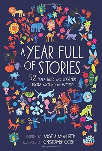 Story Book A Year Full of Stories