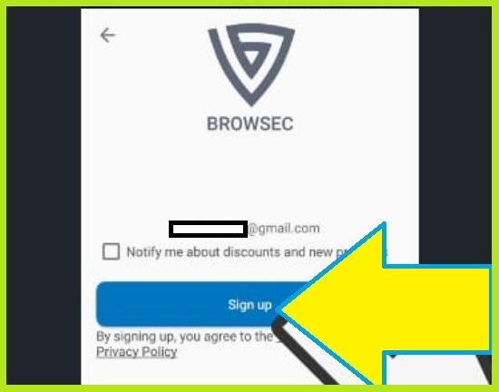 Cara Menggunakan Browsec VPN Di Hp Android