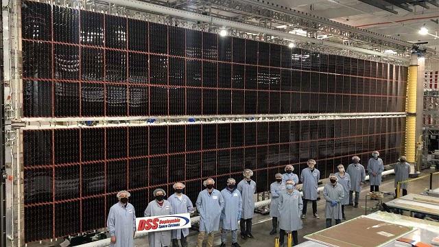 محطة الفضاء الدولية ستحصل على ألواح شمسية جديدة