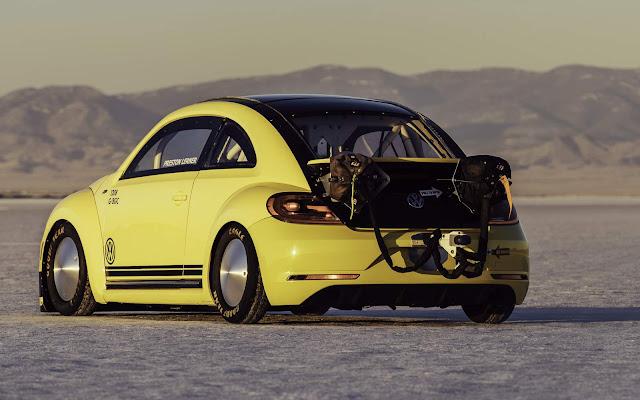 VW Fusca 2.0 TSI 2017