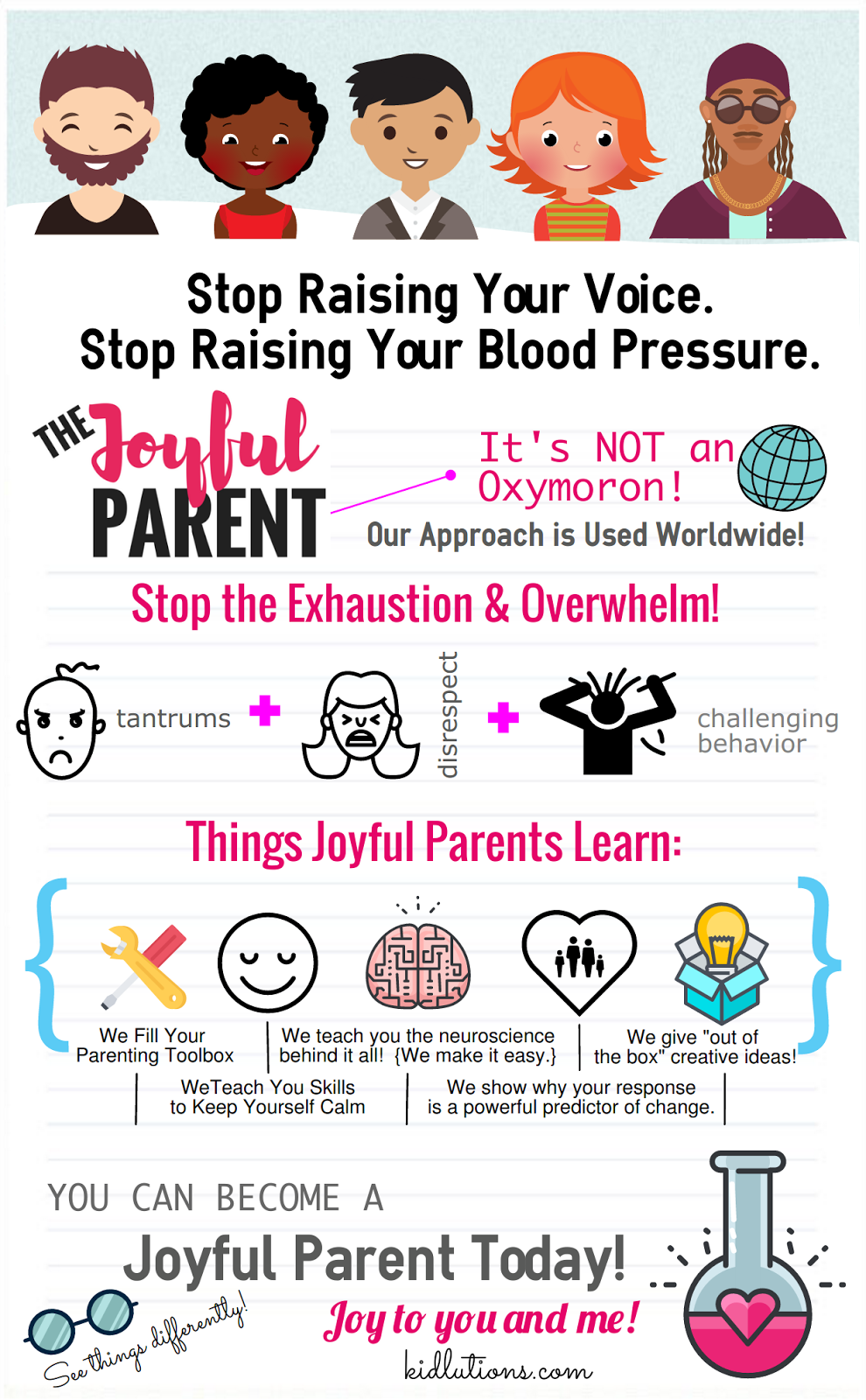 Become a Joyful Parent
