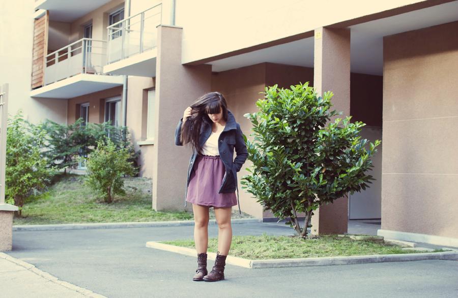 Boots & Dress