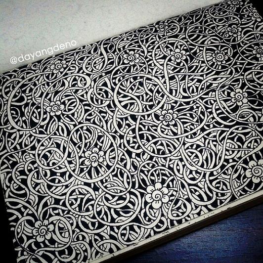 Vandalism Pada Sketch Book