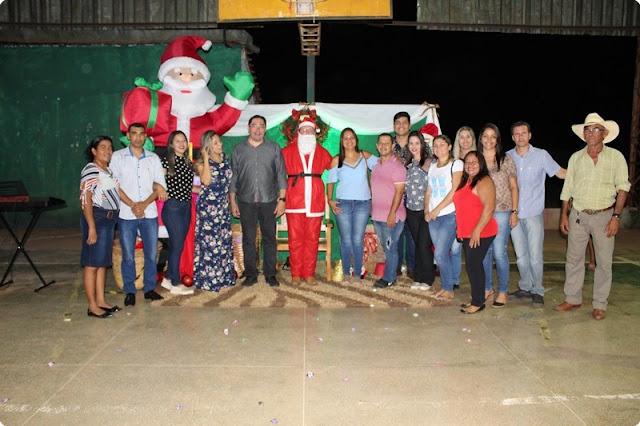 Inauguração da Iluminação de Natal