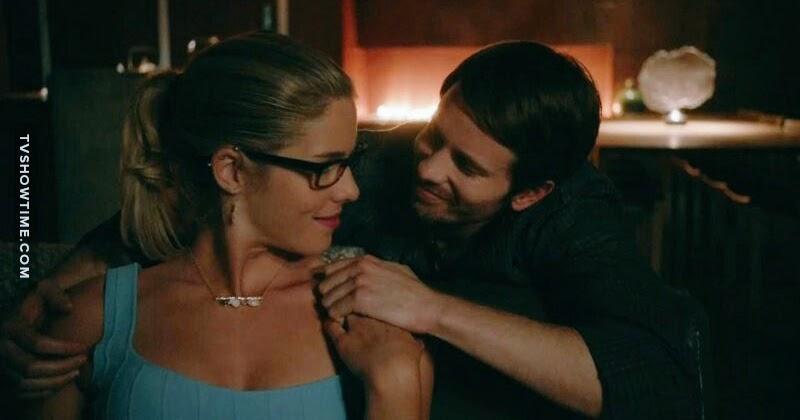 Arrow   El nuevo novio de Felicity Smoak