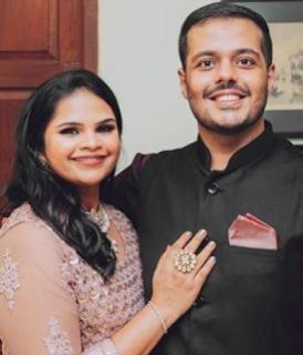 Vidyullekha Raman Family Husband Biography Parents children's Marriage Photos