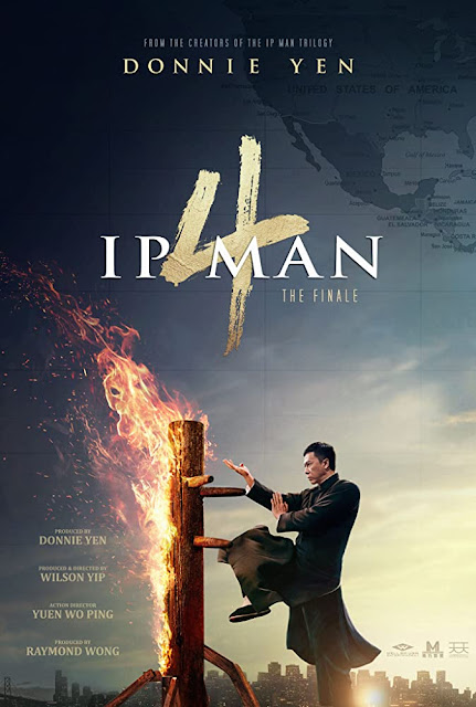 Ip Man Afiş