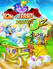 Tom y Jerry: Regreso al mundo de Oz (2016)