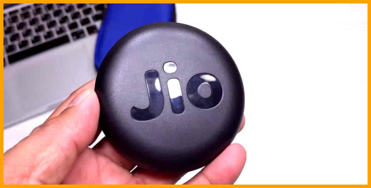 JioFi for online learning