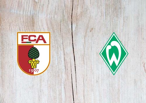 Augsburg vs Werder Bremen -Highlights 1 February 2020