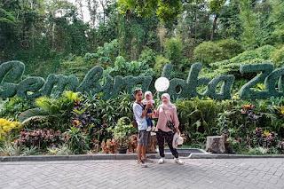 Liburan Bersama Keluarga di Kebun Binatang Gembira Loka Jogja